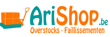 ariShop.be overstocks faillissementen